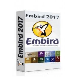 Embird 2017 + PE DESIG10! Oferta!!