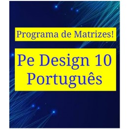 Pe Design 10 Português - SUPER OFERTA!!!