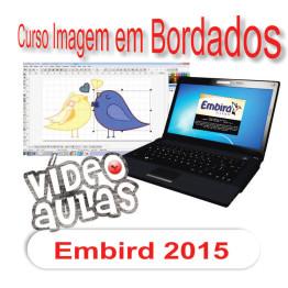 Embird 2015 + Cursos Vídeos Aulas! OFERTA!