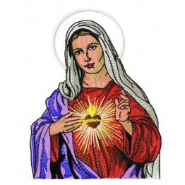 Matriz De Bordar Nossa Senhora Sagrado Coração