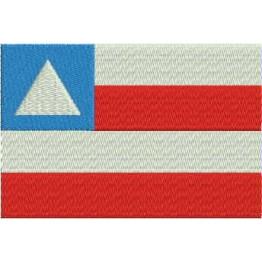 Matriz de Bordado Bandeira Bahia