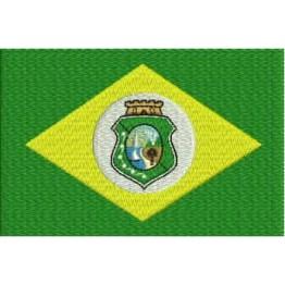 Matriz de Bordado Bandeira Ceará