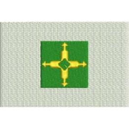 Matriz de Bordado Bandeira Distrito Federal