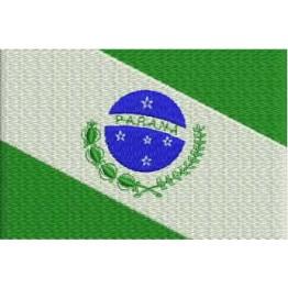 Matriz de Bordado Bandeira Paraná