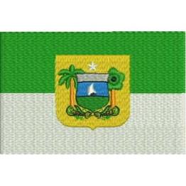Matriz de Bordado Bandeira Rio Grande do Norte