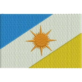 Matriz de Bordado Bandeira Tocantins