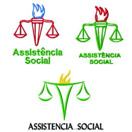 Matrizes De Bordado Assistencia Social