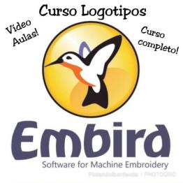 Curso Embird 2015 - Logotipos