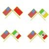 Matrizes de Bordados Bandeiras Estados e Países