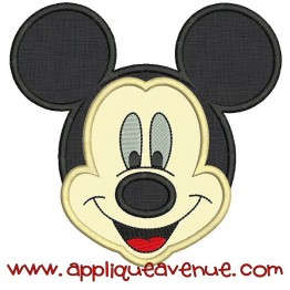 Matrizes de Bordados Mickey e Minnie