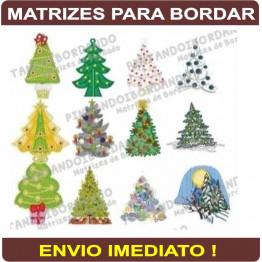 680 Matrizes de Bordado Natal Especial