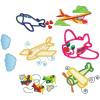 104 Matrizes de Bordados Aviões Infantil