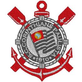 Matriz de Bordado Corinthians