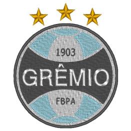 Matriz de Bordado Grêmio