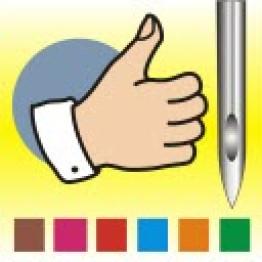 Vizualizador de Matrizes - Embrilliance Thumbnailer + 600 Mil Matrizes!