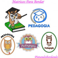 Matrizes De Bordado Pedagogia